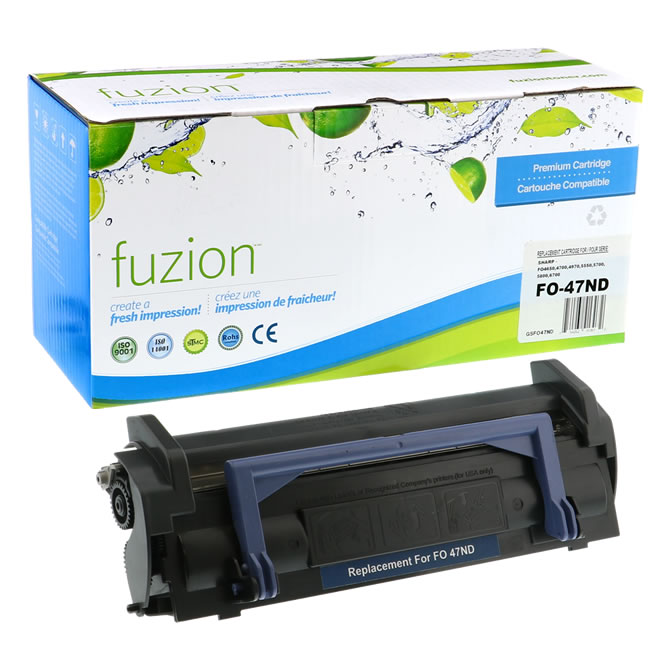 Sharp FO4700 Toner - Black